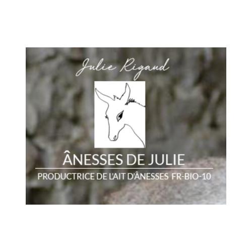 Savon PARFUME enrichi au Beurre de Karité & au Lait d'ânesse frais BIO de Bourgogne 100 G