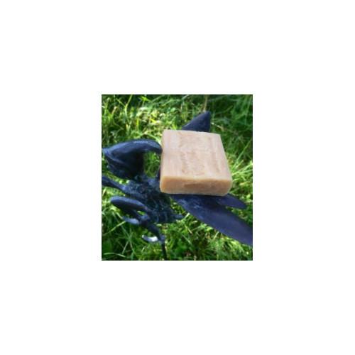 Savon Parfum doux Lait d'Anesse (Argan & Karité) avec boite en bois
