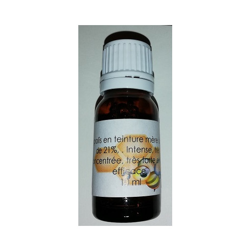 PROPOLIS en teinture mère 21 % - 10 ml