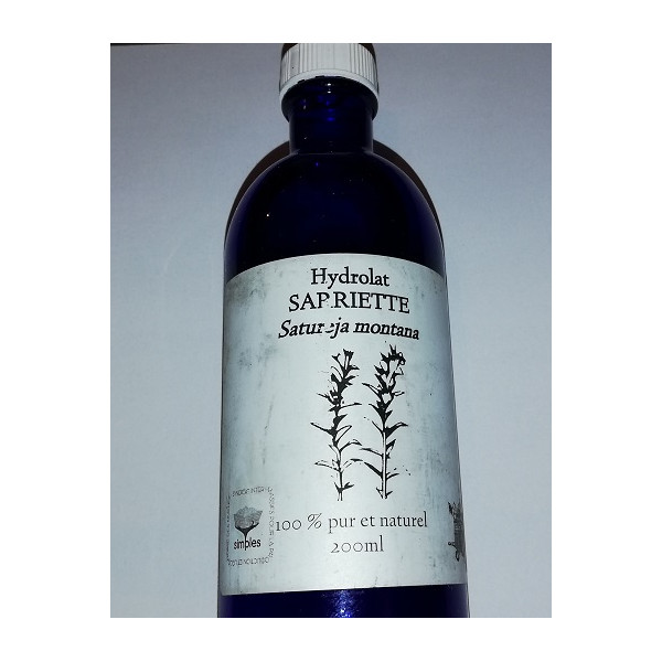 Hydrolat de Sarriette 200 ml