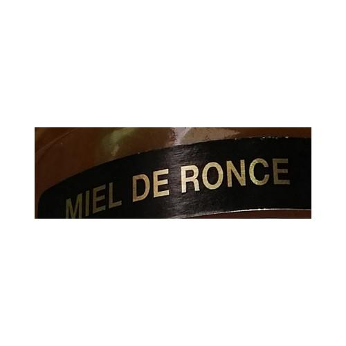 Miel de petit producteur - RONCE - Pot en verre 500 g