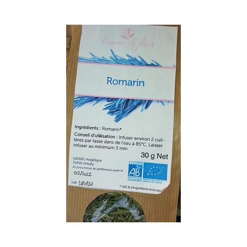 Plante séchée - ROMARIN 30 g