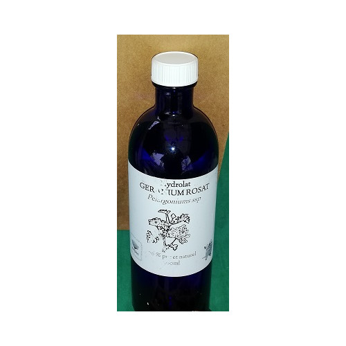 Hydrolat de Géranium 200 ml