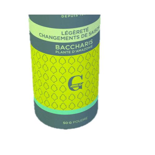 BACCHARIS (Baccharis Trimera) 50 g - Herbe du Jaguar - Amazonie Brésil