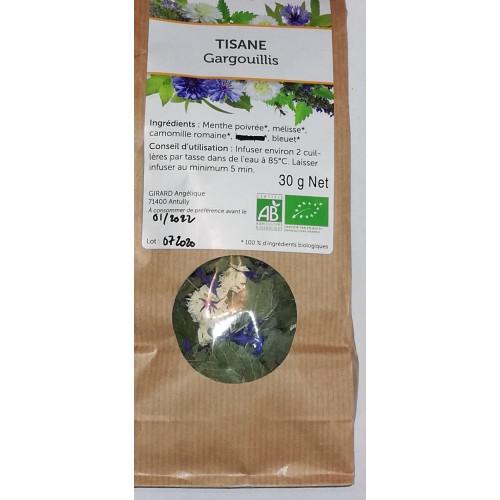 Tisane - GARGOUILLIS 30 g
