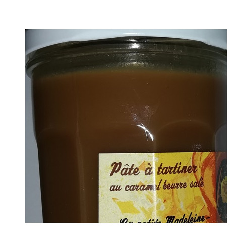 Pâte à tartiner au Caramel Beurre salé 300 g - Nature