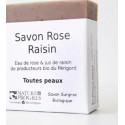 Savon ROSE RAISIN 100 g enrichi au Jus de raisin