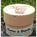 Savon pour se raser 30 % Lait d'Anesse - En boite bois