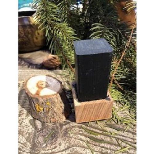 Savon 30 % Lait d'Anesse LE SQUAM avec boite en bois