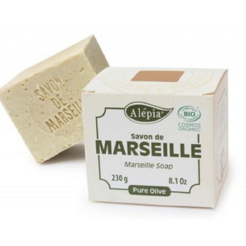 SAVON DE MARSEILLE BIO Pure Olive 230 g