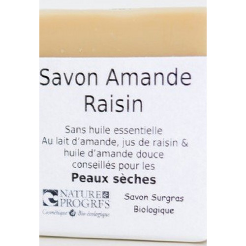 Savon ROSE RAISIN 100 g enrichi jus de raisin
