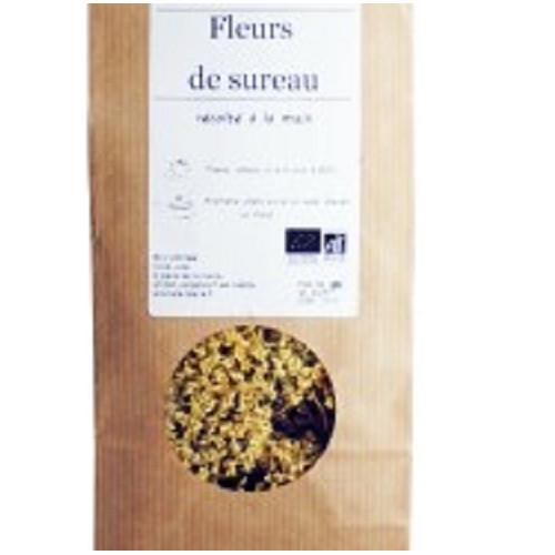 Plante séchée BIO - FLEURS DE SUREAU - 30 g