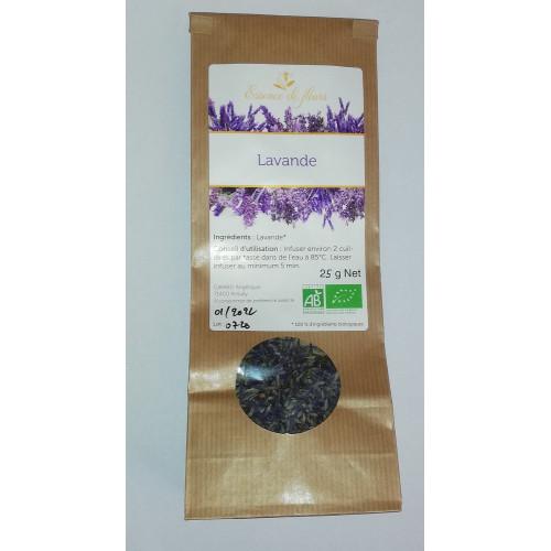 Plante séchée - SAUGE OFFICINALE 25 g