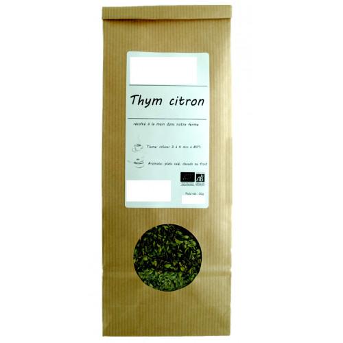 Plante séchée - THYM Citron 30 g