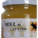 Miel de producteur - LAVANDE - Pot en verre 500 g