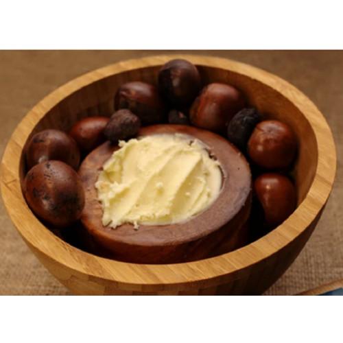 Beurre de Karité non raffiné biologique naturel non raffiné100 g - Touré cosmétics