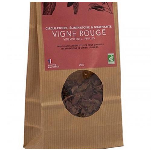 Plante séchée - VIGNE ROUGE 20 g