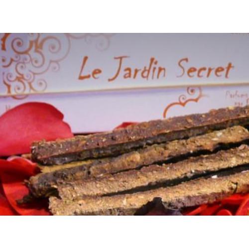 Encens de France - Le Jardin secret