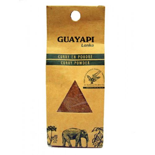 EPICES CURRY - SRI LANKA en poudre 50 g GUAYAPI