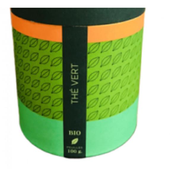 Thé vert UVA BIO - 100 g