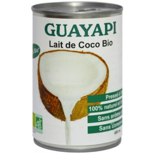 Huile vierge de coco 100 % - 300 ml - Sri Lanka - GUAYAPI