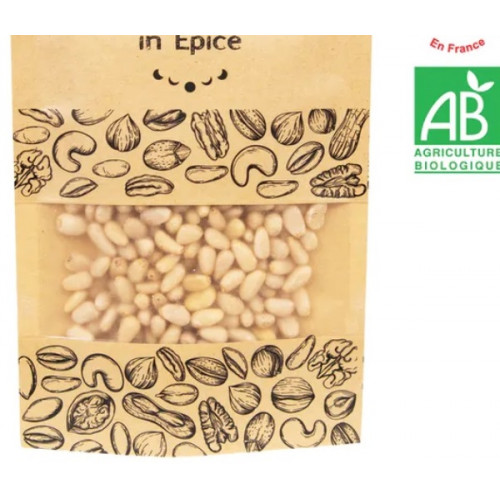 Graines et Noix - 30 g PIGNONS DE PIN made in epice madeinepice.com